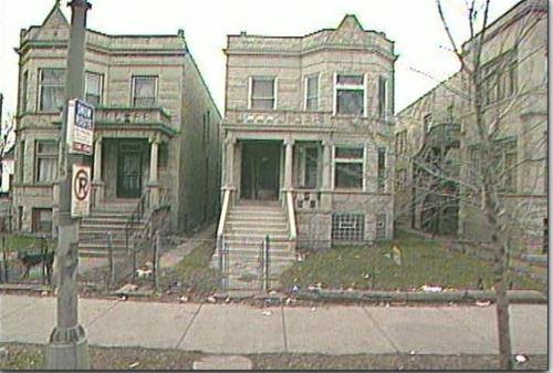 919 W Garfield, Chicago, IL 60621 Englewood