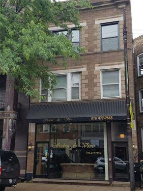 2137 W Belmont Unit 3, Chicago, IL 60618 Hamlin Park
