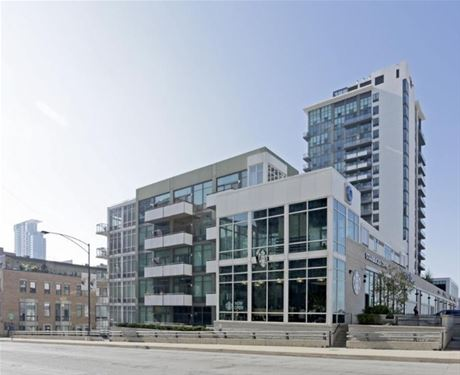 650 W Wayman Unit 502C, Chicago, IL 60661 Fulton River District