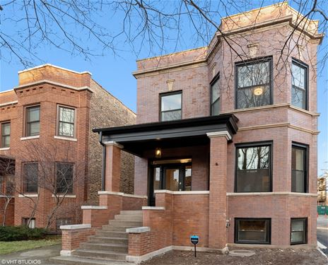 4417 N Artesian, Chicago, IL 60625 Ravenswood