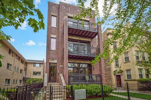 5537 N Campbell Unit 1, Chicago, IL 60625 Ravenswood