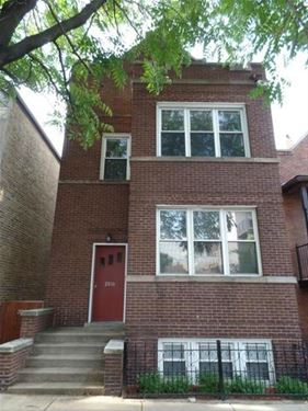 2010 W Webster Unit 1F, Chicago, IL 60647 Bucktown