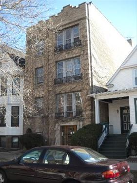 3643 N Hermitage Unit 3, Chicago, IL 60613 West Lakeview