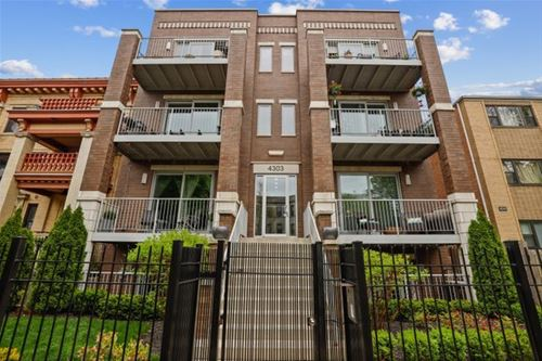 4303 N Kenmore Unit 2S, Chicago, IL 60613 Uptown