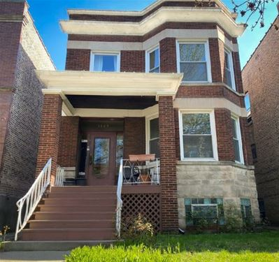 1443 W Olive, Chicago, IL 60660 Edgewater