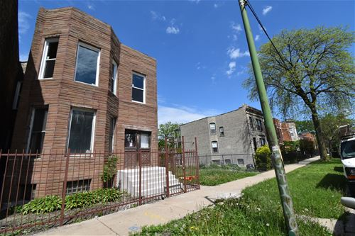 614 N Albany, Chicago, IL 60612 East Garfield Park