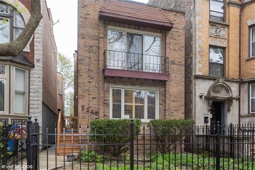 5223 S Blackstone Unit B, Chicago, IL 60615