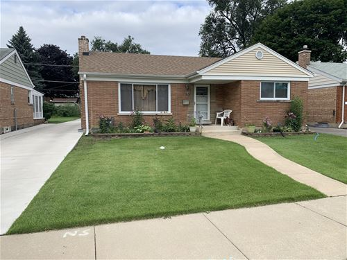 616 N Irving, Hillside, IL 60162