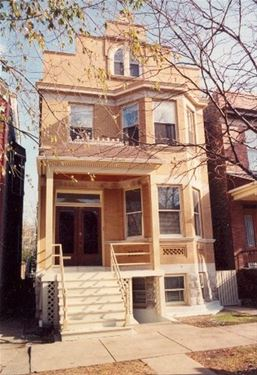 3729 N Bosworth Unit G, Chicago, IL 60613 Lakeview