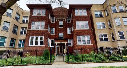 7637 N Bosworth Unit 1-N, Chicago, IL 60626 Rogers Park