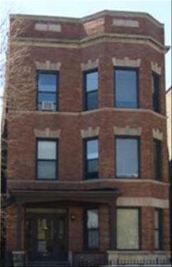 2829 W Fullerton Unit 3R, Chicago, IL 60647 Logan Square