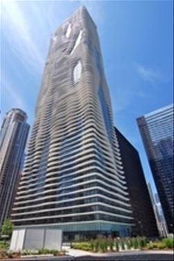 225 N Columbus Unit 5513, Chicago, IL 60601 New Eastside