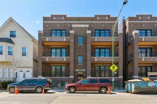 3122 N Clybourn Unit 3S, Chicago, IL 60618 Hamlin Park