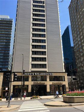 535 N Michigan Unit 2104, Chicago, IL 60611 Streeterville