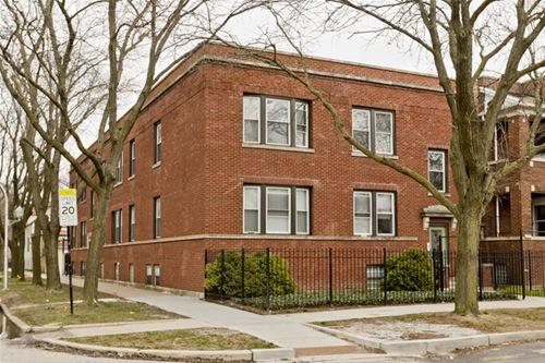 2951 W Cullom Unit 2W, Chicago, IL 60618 Irving Park