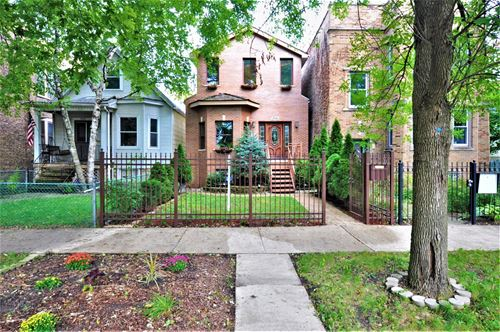 2936 W Belden, Chicago, IL 60647 Logan Square