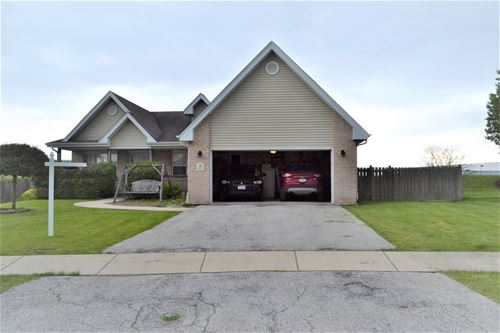 25852 S Hoover, Monee, IL 60449