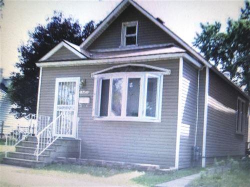 13451 S Burley, Chicago, IL 60633 Hegewisch