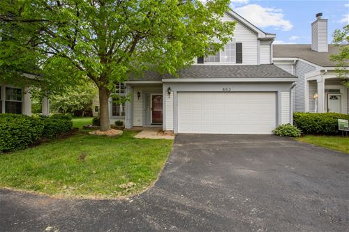 863 Dogwood, Lake In The Hills, IL 60156