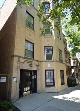 2704 N Mildred Unit 2R, Chicago, IL 60614 Lincoln Park