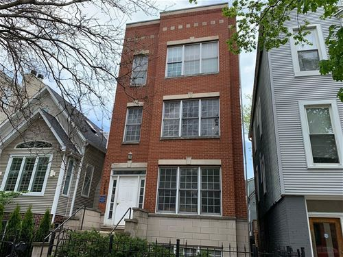 3029 N Seminary Unit 1, Chicago, IL 60657 Lakeview