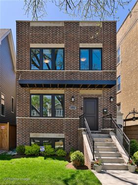 4846 N Oakley, Chicago, IL 60625 Ravenswood