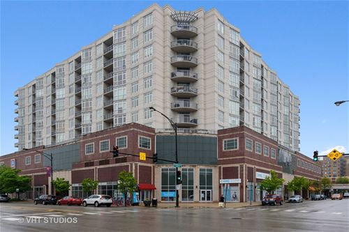 1134 W Granville Unit 717, Chicago, IL 60660 Edgewater