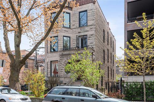 615 W Briar Unit 1, Chicago, IL 60657 Lakeview
