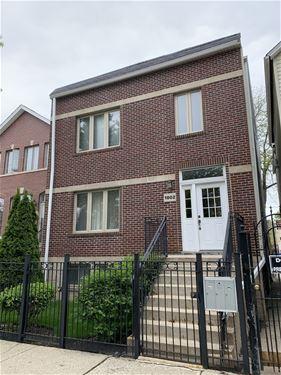 1802 N Washtenaw Unit 2, Chicago, IL 60647 Logan Square