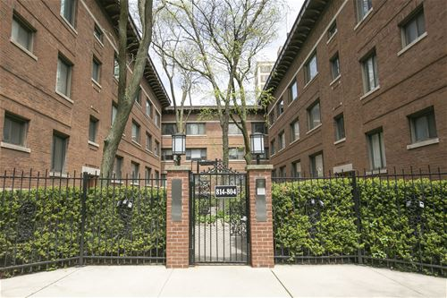 808 W Lakeside Unit 205, Chicago, IL 60640 Uptown