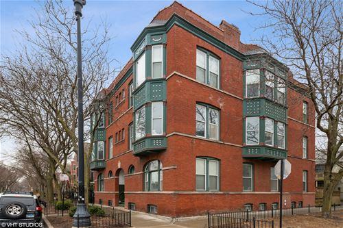 2656 N Seminary Unit A, Chicago, IL 60614 Lincoln Park