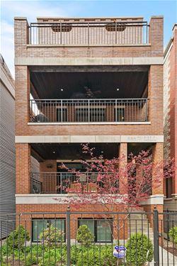 886 W Lill Unit 2, Chicago, IL 60614 Lincoln Park