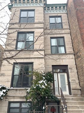 3502 N Sheffield Unit G, Chicago, IL 60657 Lakeview