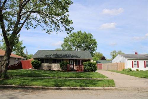 816 Cypress, Joliet, IL 60435