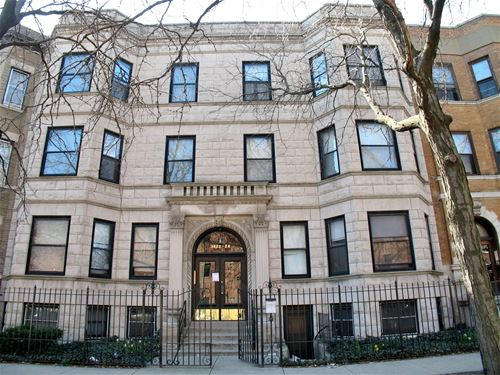 3824 N Sheffield Unit 1, Chicago, IL 60613 Lakeview