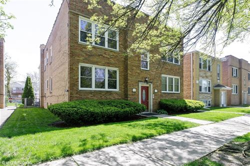 6225 N Kedzie Unit 1N, Chicago, IL 60659 West Ridge
