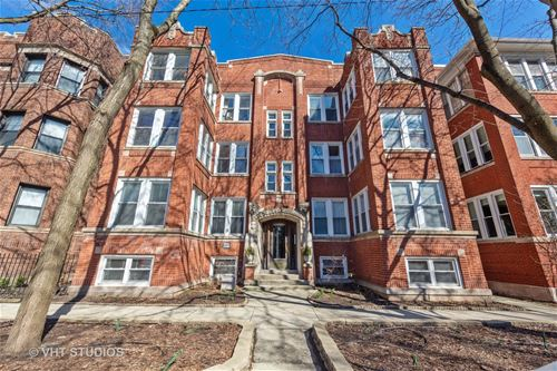 1534 W Rosemont Unit 3, Chicago, IL 60660 Edgewater