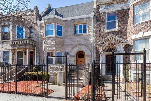 4936 S Vincennes, Chicago, IL 60615 Bronzeville