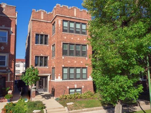 2714 W Winnemac Unit 1, Chicago, IL 60625 Ravenswood