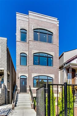 824 S Bell Unit 2, Chicago, IL 60612 Tri-Taylor