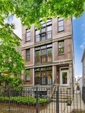 3026 N Seminary Unit 2, Chicago, IL 60657 Lakeview