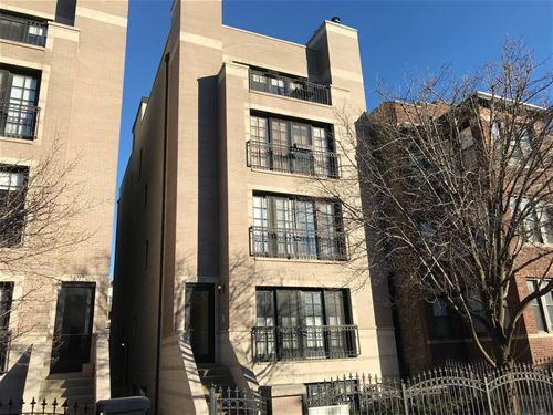 3715 N Wilton Unit 2, Chicago, IL 60613 Lakeview