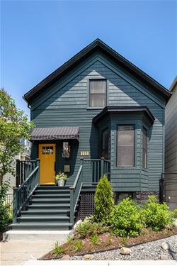 1712 W Henderson, Chicago, IL 60657 West Lakeview