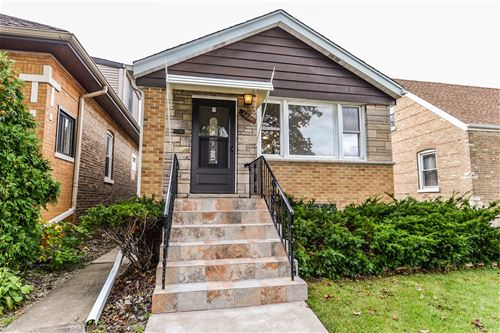 3938 N Nora, Chicago, IL 60634 Dunning