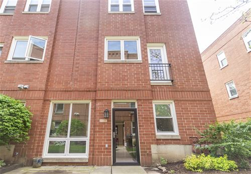 1829 W Oakdale Unit A, Chicago, IL 60657 Hamlin Park