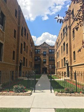 6522 N Glenwood Unit 2E, Chicago, IL 60626 Rogers Park