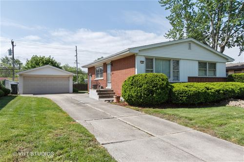 158 W Normandy, Chicago Heights, IL 60411