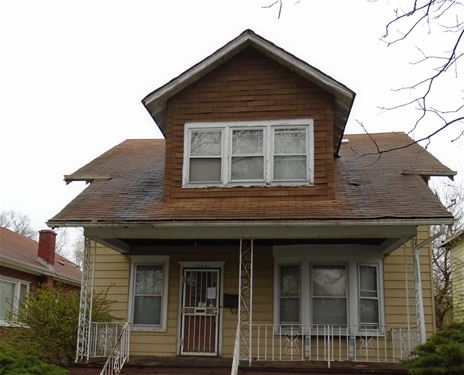 11423 S Normal, Chicago, IL 60628 Roseland