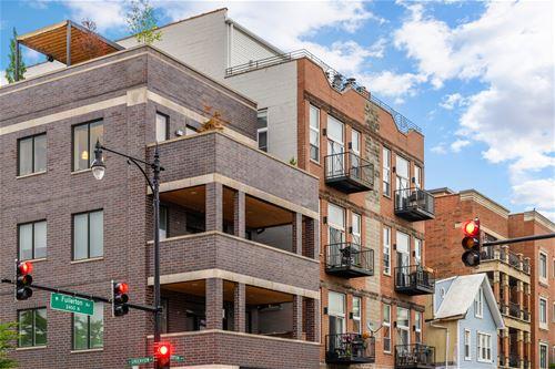 1452 W Fullerton Unit 4, Chicago,  60614 Lincoln Park