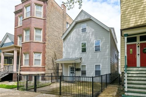 3433 N Paulina Unit 2, Chicago, IL 60657 West Lakeview